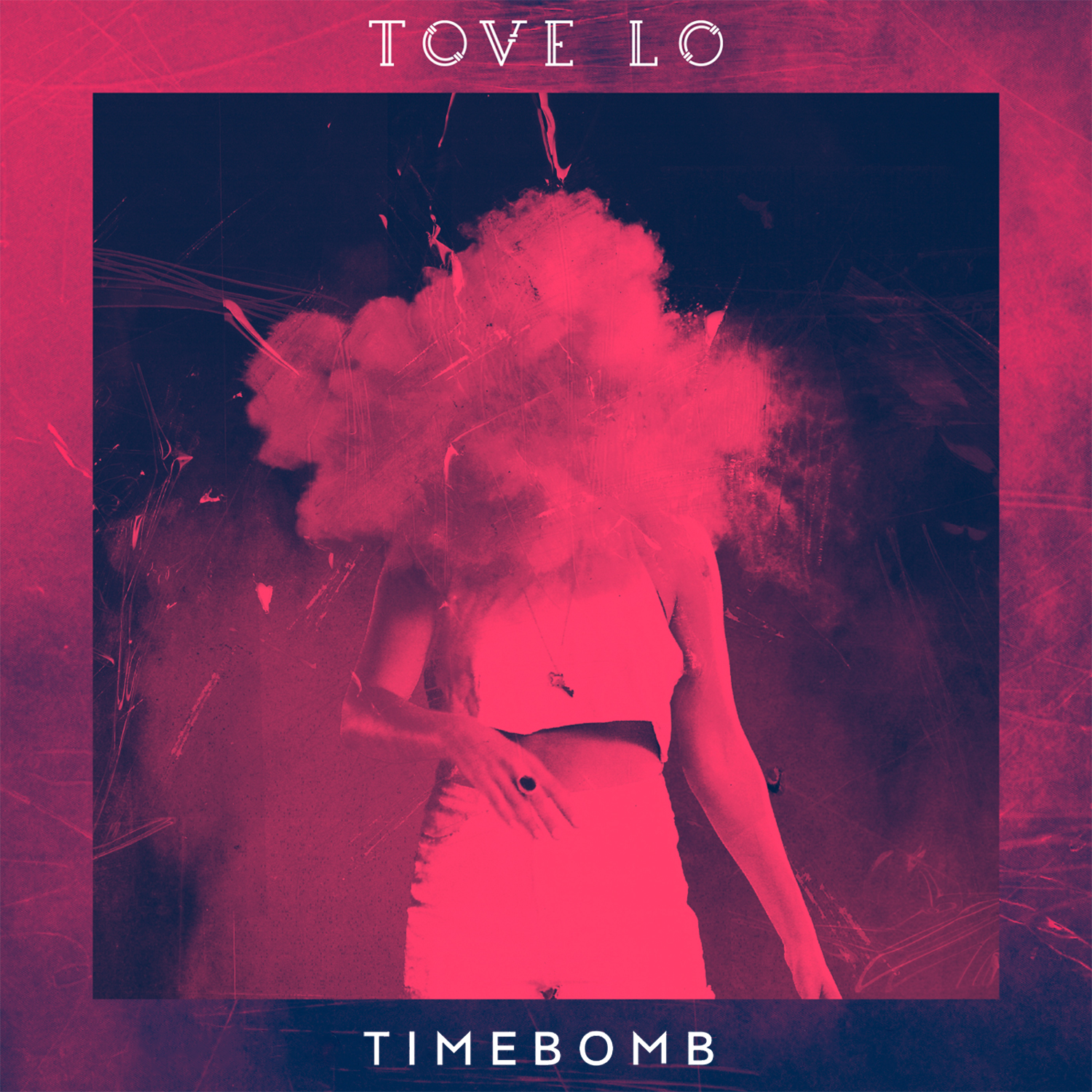 Tove lo queen of the clouds album cover